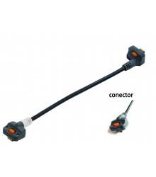 Cable de conexión tipo B para U-WAVE P / Micrómetro - 02AZD790B