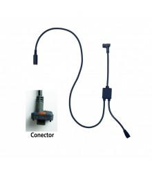 Cable de conexión con entrada de pedal tipo A para U-WAVE (Calibre COOLANT PROOF) - 02AZE140A