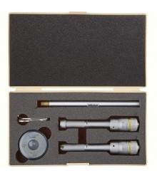 Juego de micrómetro interno de tres puntos 12-20 mm 0.005 mm Holtest 368-912