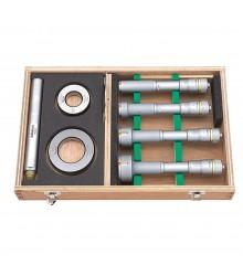 Juego de micrómetro interno de tres puntos 20-50 mm 0,005 mm Holtest 368-913