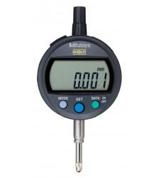Reloj Comparador Digital ABSOLUTE 12.7mm 0.001mm Tapa plana ID-CX con preajuste - 543-390B