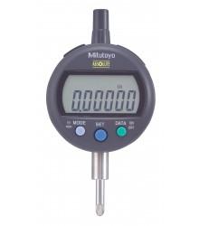 Reloj Comparador Digital ABSOLUTE 12.7 mm 0.001 mm Tapa plana ID-CX con preajuste 543-392B