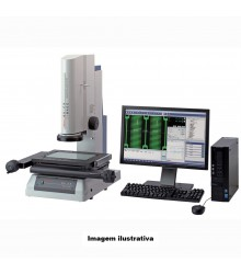 Máquinas de medición óptica 2D Imagen rápida Medición motorizada - 361-860A