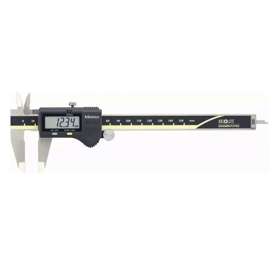 Calibre digital ABSOLUTO 150 mm 0.01 mm sin salida de datos 500-196-30B