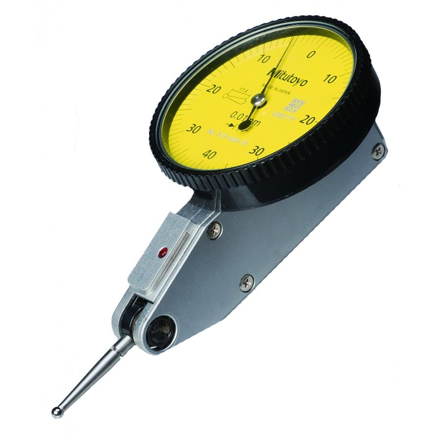 Reloj Palpador Punta de Metal Duro 0.80 mm 0.01 mm 513-404-10E