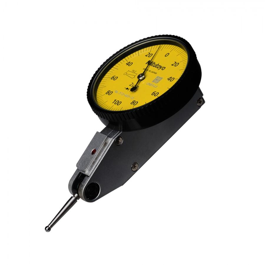 Reloj Palpador Punta de Metal Duro 0,2 mm 0,002 mm 513-405-10E