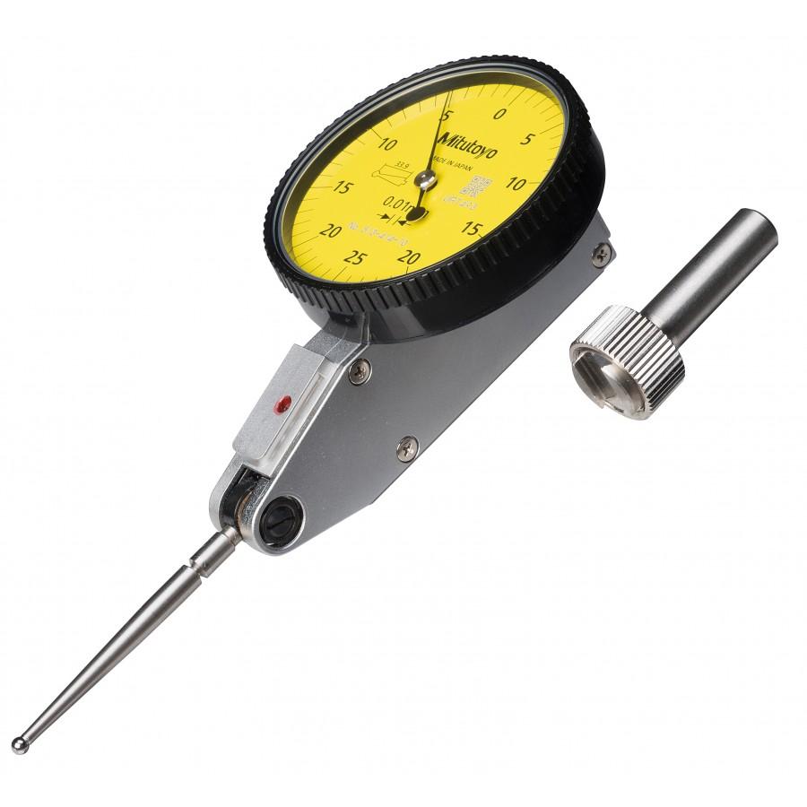 Reloj Palpador Punta de Metal Duro 0,5 mm / 0,01 mm - 513-414E