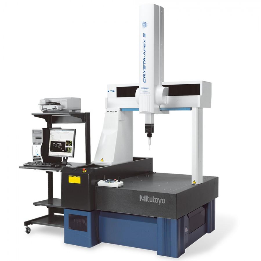 Máquina De Medición Por Coordenadas CRYSTA APEX S 7106
