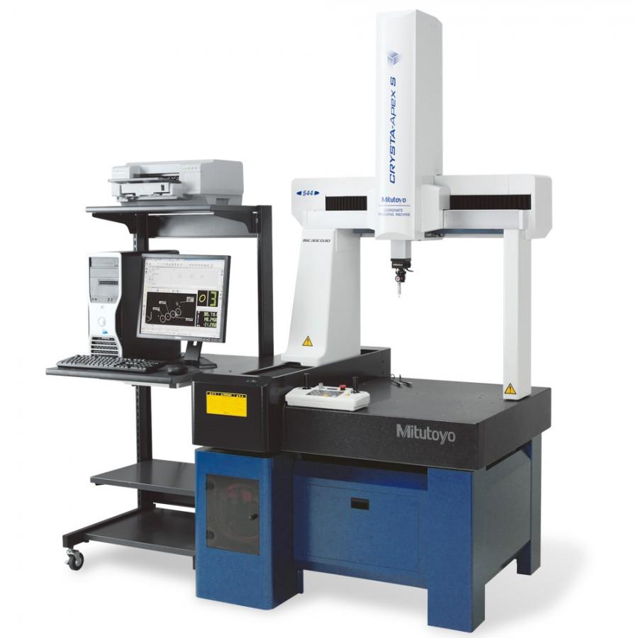 Máquina De Medición Por Coordenadas CRYSTA APEX S 574