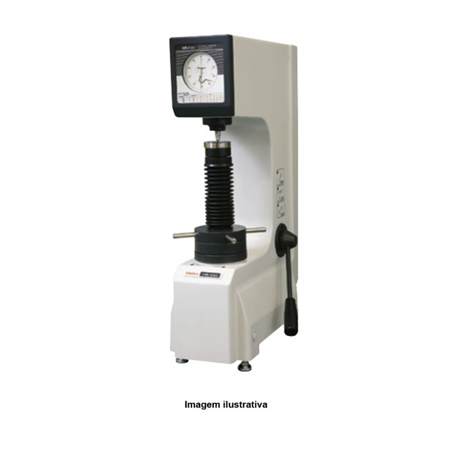 Durómetro Rockwell Analógico - HR-110MS - 963-211-00