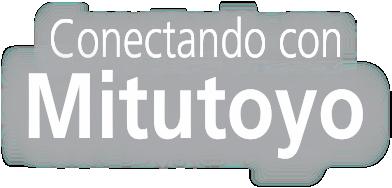 Conectando com Mitutoyo